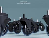 S T E A L T H O - wheels
