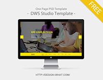 DWS PSD templates