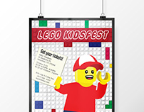 Lego Kidsfest Advertisements