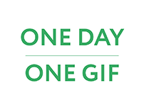 One day | One gif