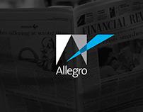 Allegro Funds: Branding turnaround asset management