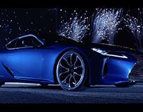 Lexus LC – 500 Video Content