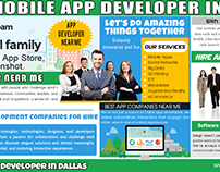 Hire A Mobile App Developer In Dallas