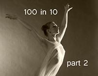 fonarick & Mishelle Gotje 100in10 part 2