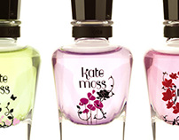 KATE MOSS / Flowers memory collection