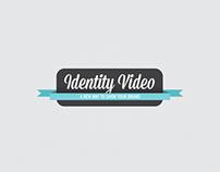 Identity Video [Infographic]