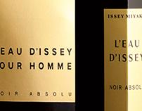 ISSEY MIYAKE / NOIR ABSOLU