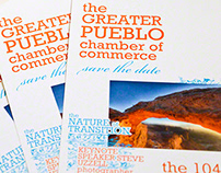 Greater Pueblo Chamber of Commerce Digital and Print