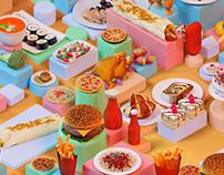 Yemeksepeti - Fakat Iyi Yedik