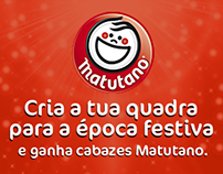 RUFFLES - CABAZES DE NATAL MATUTANO