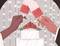 Handling Wedding-Planning Disputes | The New York Times