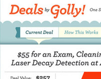 Deals by Golly!