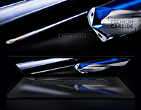 WEB DESIGN PRODUCT RETOUCHING PREMIUM CARBIDE DRILL