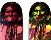 Geronimo Skatedeck