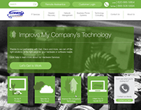 Information Technology Website