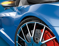 Audi R8 GT Spyder _study