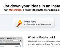 Kindling Matchstick