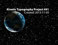 Transformer's Kinetic Typography