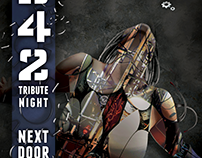 Front 242 Tribute Night (International EBM Day)