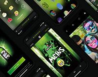 Beck's Mobile Label Design Webapp