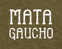 Mata Gaucho Typeface