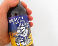 Wedding Beer Label