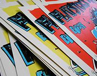 Flatstock Europe - Primaverasound Festival Barcelona