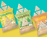 SillyBilly - Rice Snacks