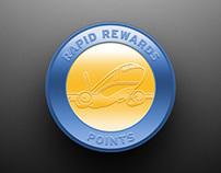 Southwest Airlines Rapid Rewards Points