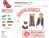 Pink Inlove Shoppe