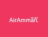 AirAmman Rebrand