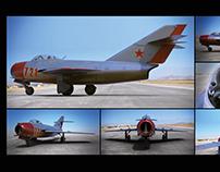 The Mikoyan-Gurevich MiG-15