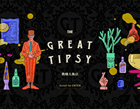The Great Tipsy|UI / UX