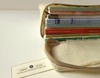Colección Formas de vida - Sistema editorial