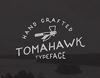Tomahawk — Vintage Font