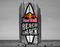 Red Bull Beach Shack
