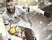 Photoshop | Ricardo Quaresma-Q7 | Beşiktaş | Trivela