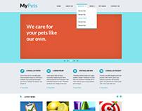 MyPets theme