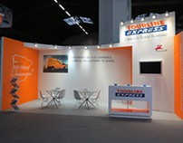 Stand Tourline Express | E-Show Barcelona