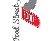 HiNT Food Street Logo