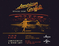 American Graffiti - Official Event