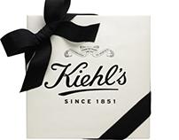 Loreal - Kiehl's Brochure Design