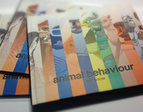 Animal Behaviour Book Cover