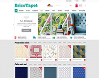 BRICOTAPET - Wallpaper, tapestry and carpet company