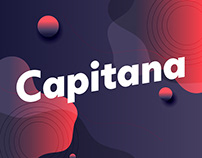 Capitana Typeface