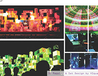 Architectural Projections by VSquared Labs