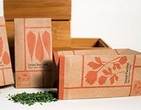 Made in Brooklyn Rooftop Garden packaging