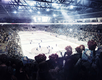 Hockey and volleyball arena | Zürich | CH