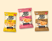 ILLI Pastry Packaging Design