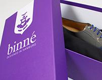 Corporate Design für Binné
